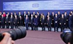 EU Leaders pose for photo.
